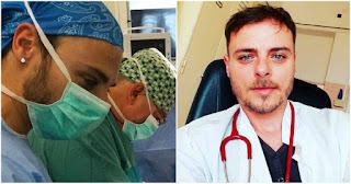 Ο Νίκος Μίχας από το Fame Story διαπρέπει ως γιατρός και χειρουργεί στα Κύθηρα