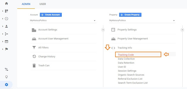 How To Find & Add Analytics Web Property ID On Blogger 9