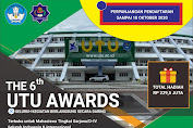 Finalis The 6th UTU Awards Diumumkan