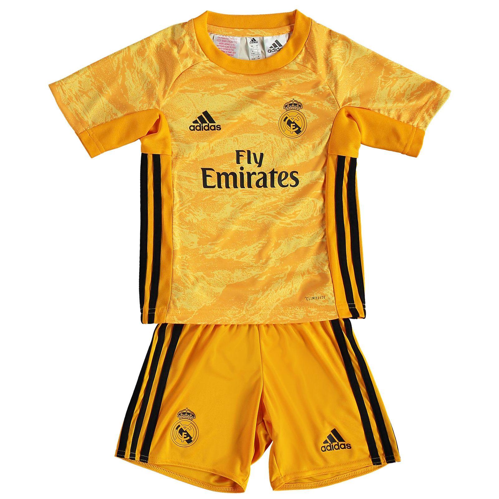 Real Madrid 19-20 Goalkeeper Kit Released - Footy Headlines