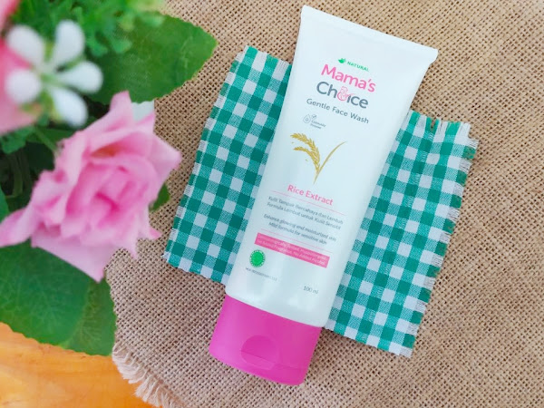 Review Mama's Choice Gentle Face Wash