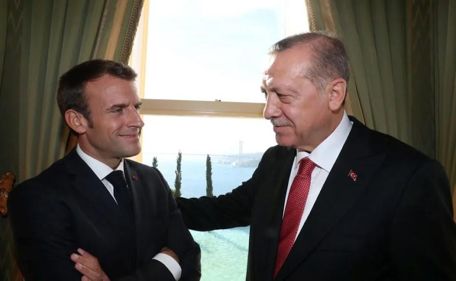 Ο Μακρόν ξέχασε τα όσα έλεγε για τον Ερντογάν και τώρα θέλει διάλογο με την Τουρκία