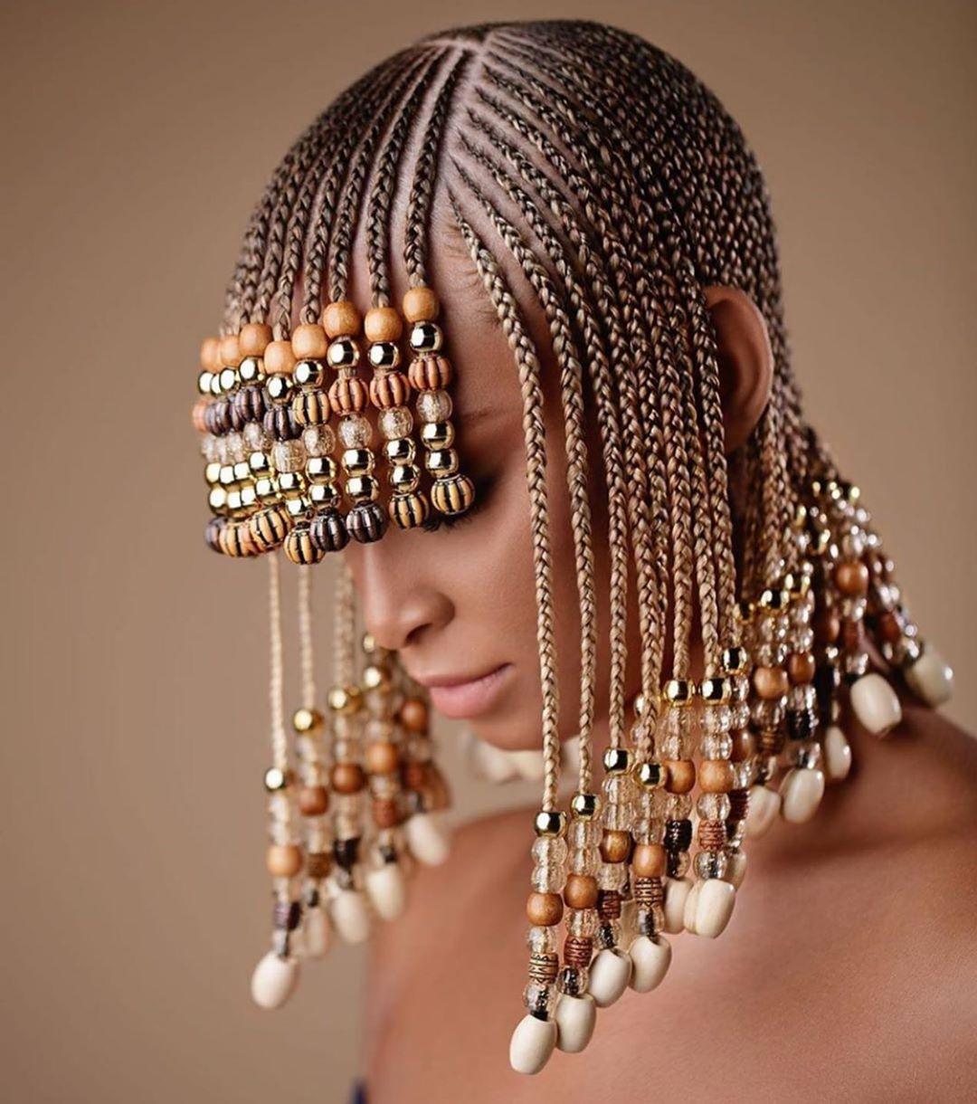 Beyonce braid styles