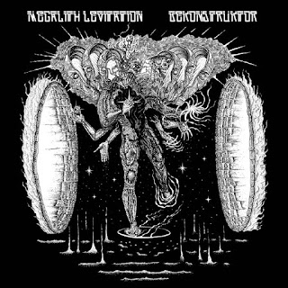 Megalith Levitation / Dekonstruktor split CD