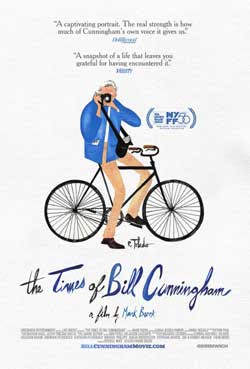 The Times of Bill Cunningham (2018)