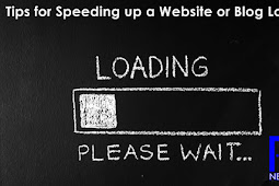Tips for Speeding up a Website or Blog Loading