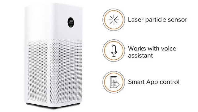 Mi Air Purifier 3 - True HEPA Filter (AC-M6-SC)