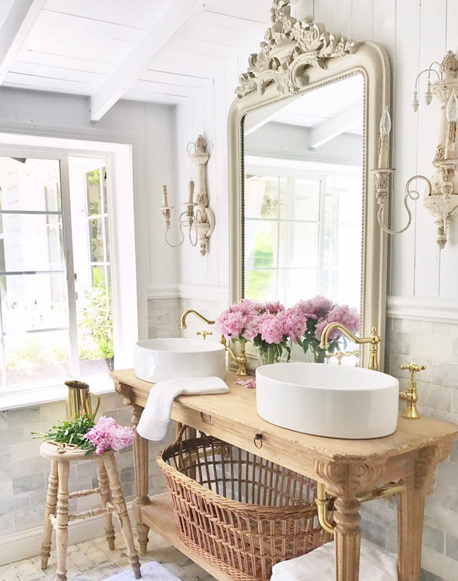 french country cottage instagram