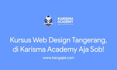 kursus web design tangerang