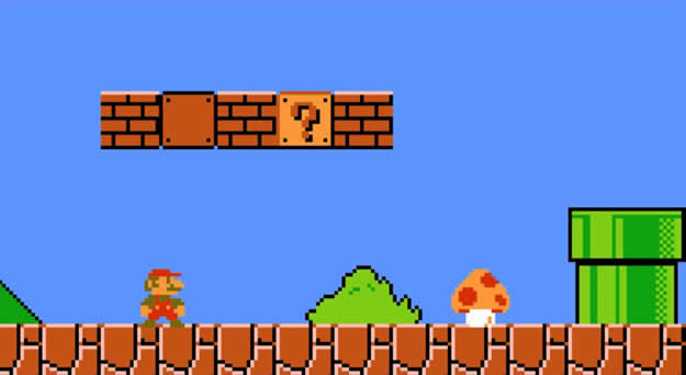 Super Mario Bros. - On this day