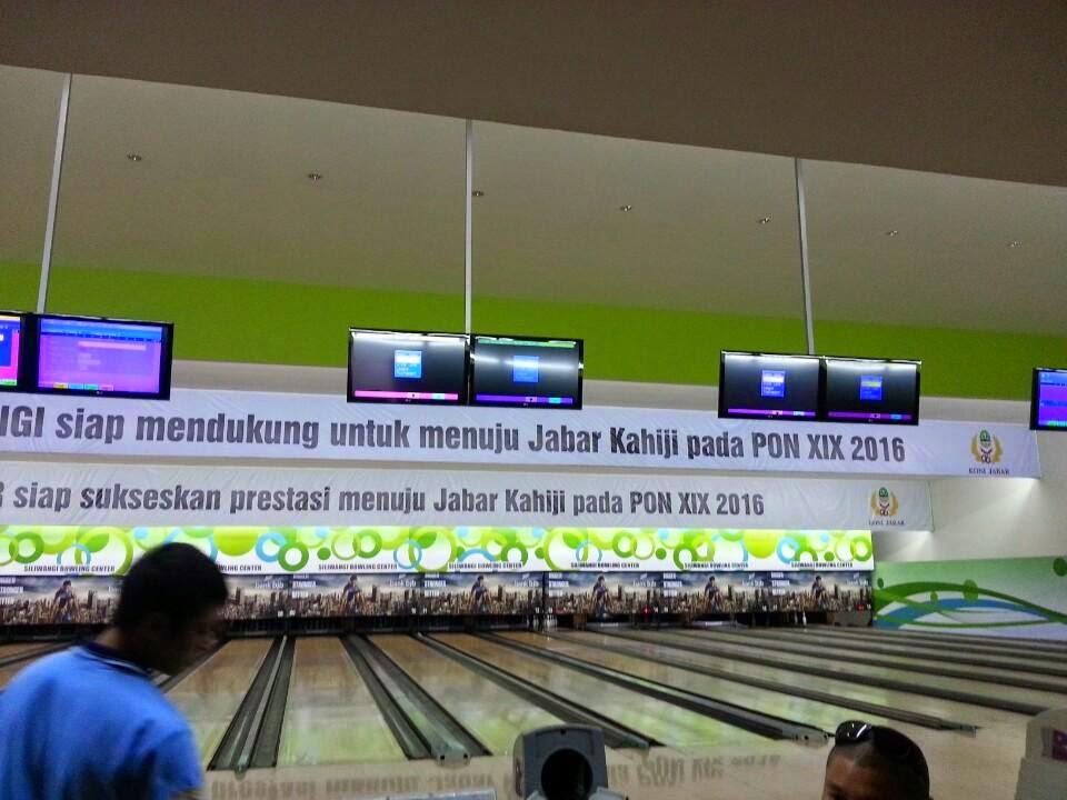 tempat bowling di bandung