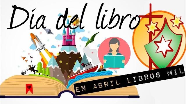 DÍA INTERNACIONAL DEL LIBRO 23 DE ABRIL