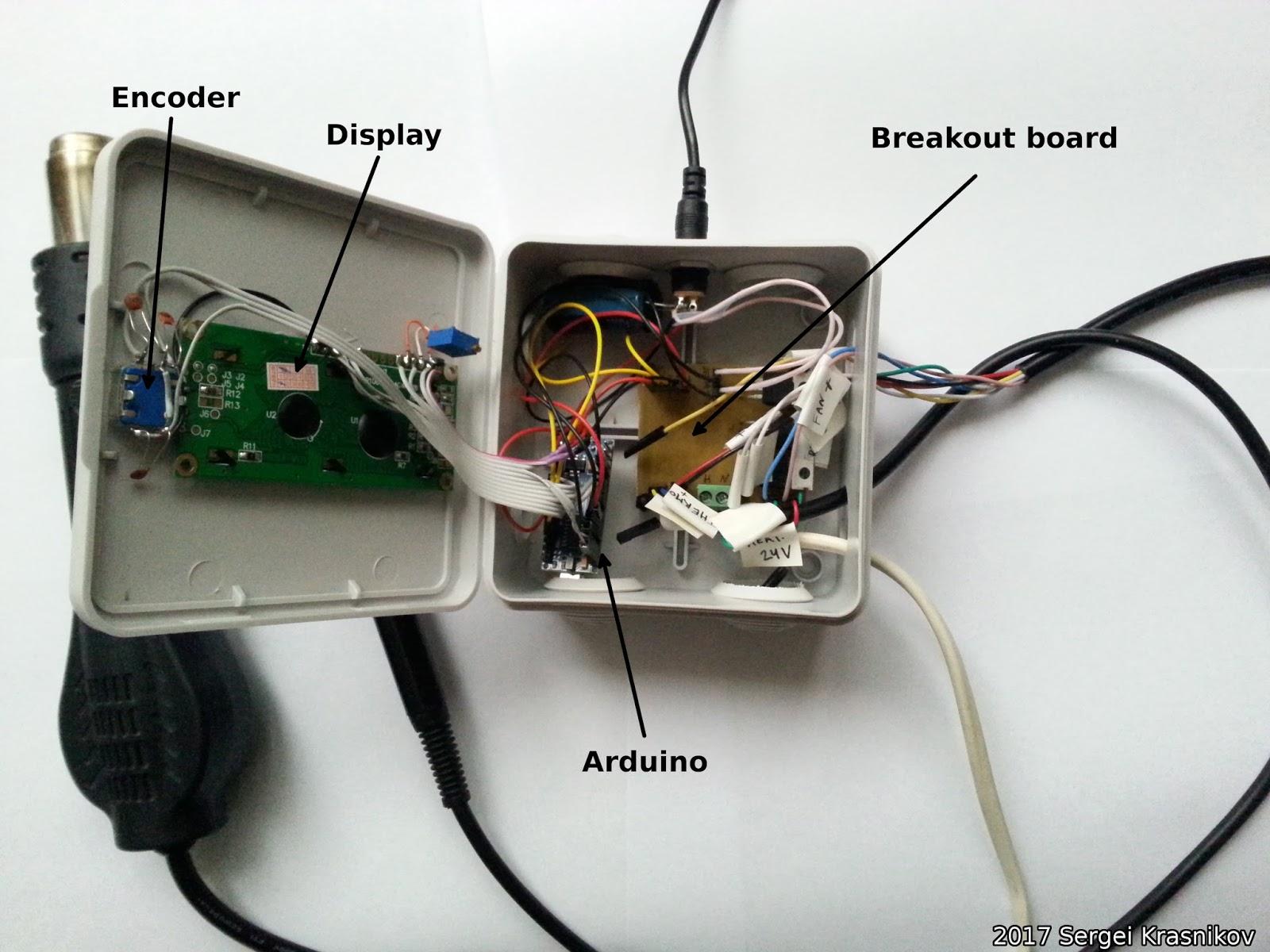 Electrolab: DIY (de)soldering station for $25