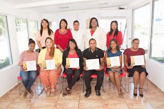 Montecristi: Ministerio Juventud reconoce jóvenes representaran en Premio Nacional.