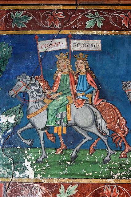 As Cruzadas foram vituperadas por Lutero e distorcidas pelo Iluminismo