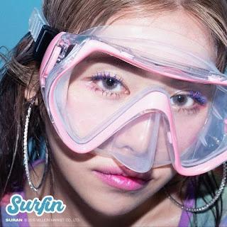 Suran - Surfin' (서핑해)
