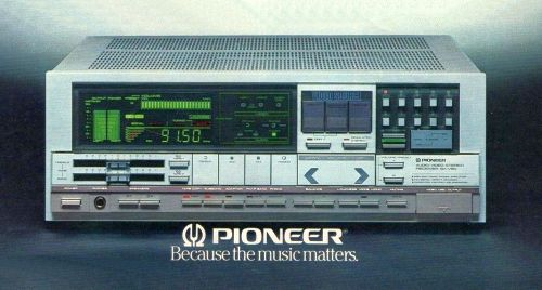 PIONEER SX-V90 (1983)