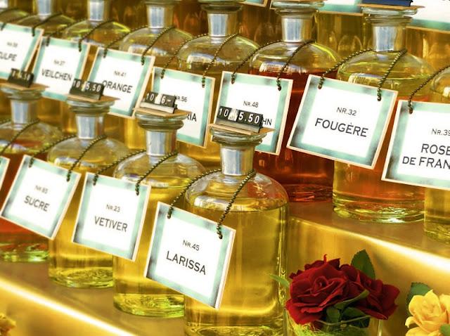 Lojas de perfumes em Berlim