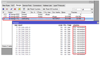 TTL Restrict connection sharing with Change TTL In MikroTik.PNG