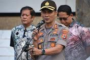 Polres Soppeng Siap Mendukung Ketahanan Pangan Nasional