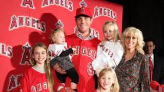 Josh Hamilton Family