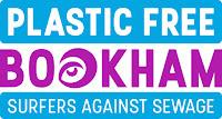 Plastic Free Bookham logo