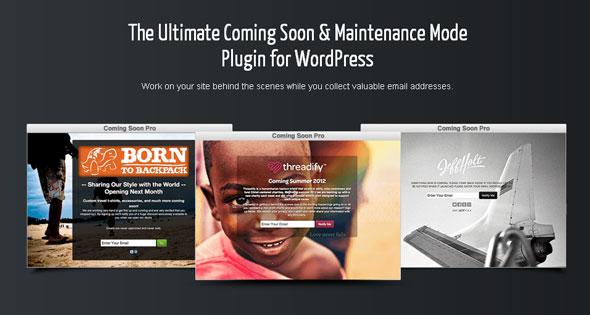 SeedPro Comming Soon Pro v6.3.1 - Wordpress Plugin