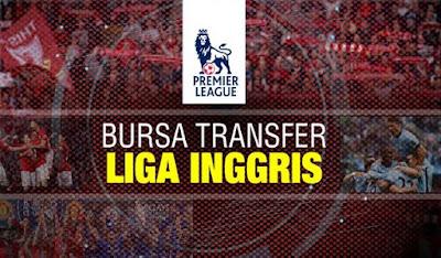 berita transfer liga inggris juli 2016