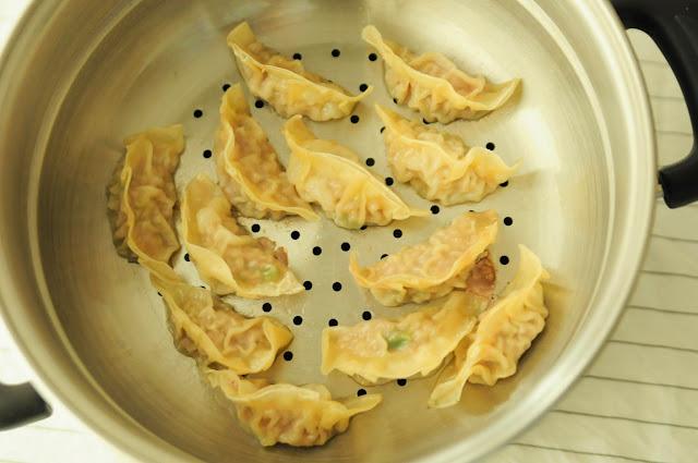 How to cook dumpling