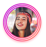 DownloadProfile Picture Border Frame Android App