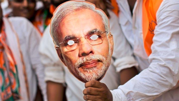 भारतीय जनता पार्टी की ऐतिहासिक जीत से प्रधानमंत्री नरेन्द्र मोदी
