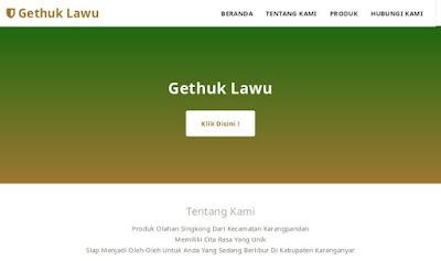 Gethuk Lawu