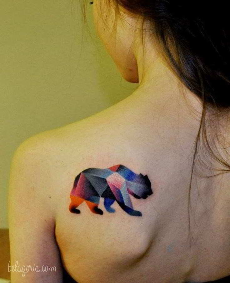 Imagen de un espectacular tatuaje