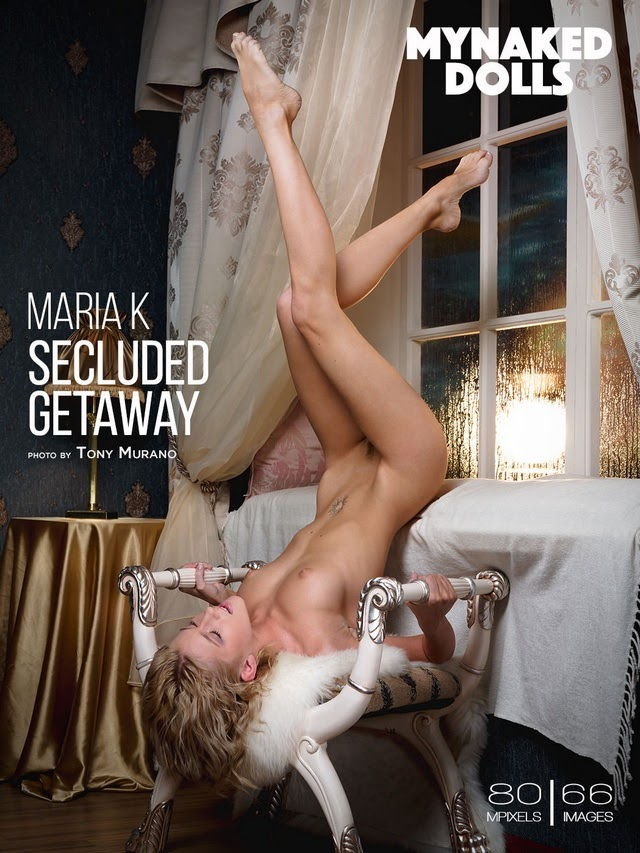 [MyNakedDolls] Maria K - Secluded Getaway - Girlsdelta