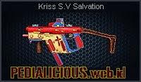 Kriss S.V Salvation