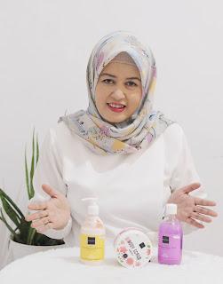 3 produk body care dari scarlett