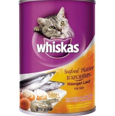 Whiskas Rasa Seafood