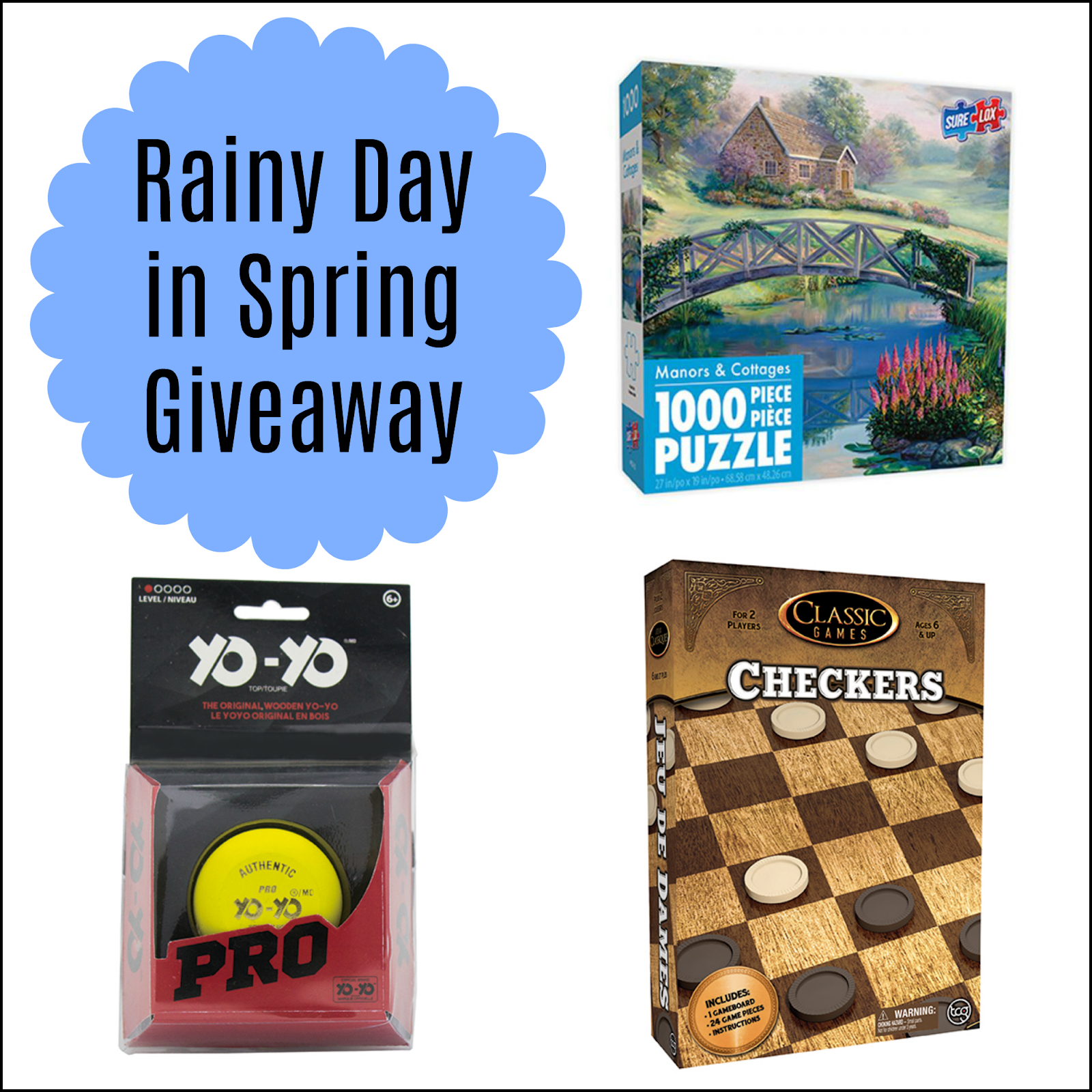 Rainy Day Spring Break Fun With Tcg Toys Giveaway