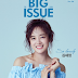 Kim Sejung becomes the first k-pop idol who's chosen as a cover model for Big Issue magazine
