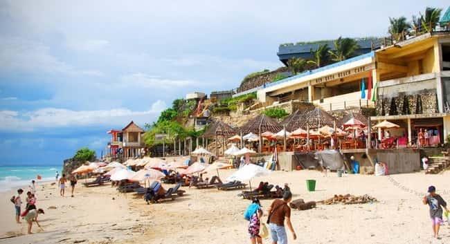 paket wisata Dreamland di Bali