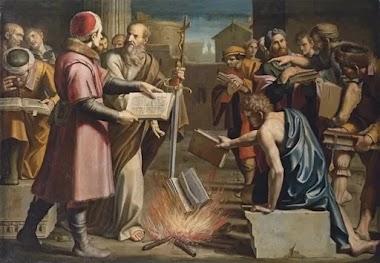 Las 11 peores quemas de libros en la historia