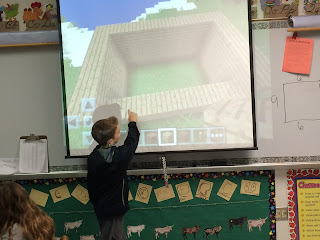 Minecraft Mojang #EdTech Math mathtivity cooperative learning