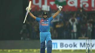 Rohit Sharma 118 - India vs Sri Lanka 2nd T20I 2017 Highlights