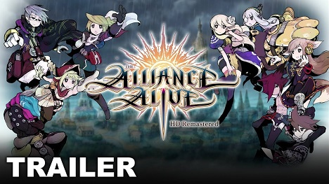 The Alliance Alive HD Remastered Release Trailer