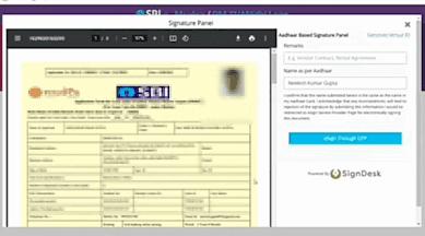 sbi emudra loan application form
