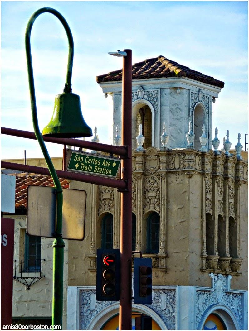 Campanas del Camino Real, San Francisco