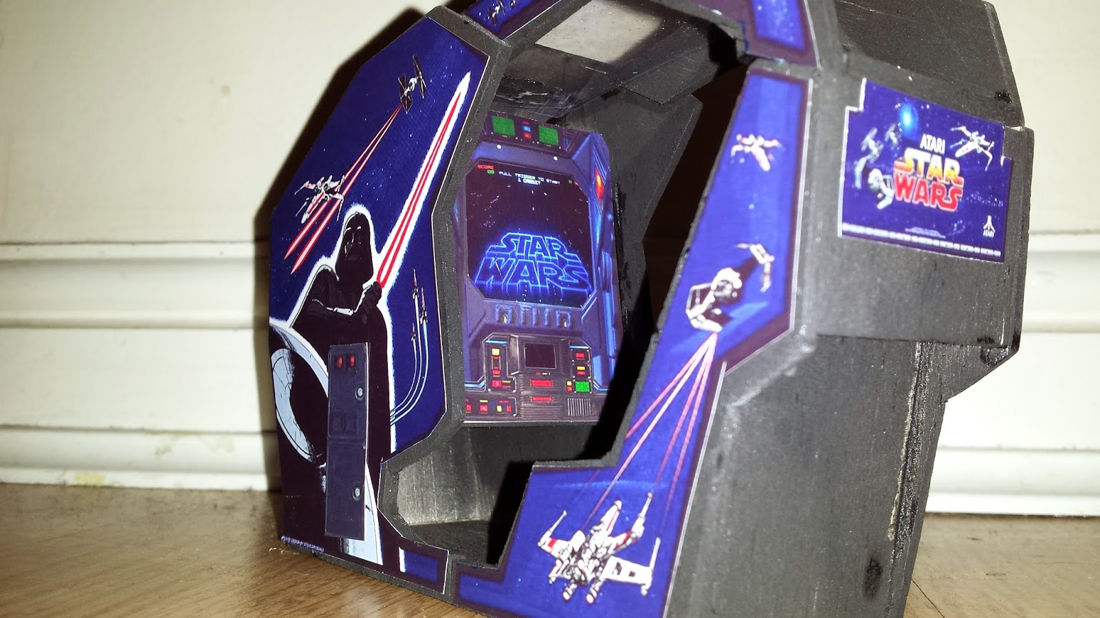 star wars arcade sit down