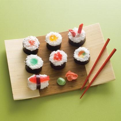 Sweet Sushi Recipe