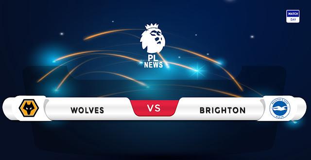 Wolves vs Brighton Prediction & Match Preview