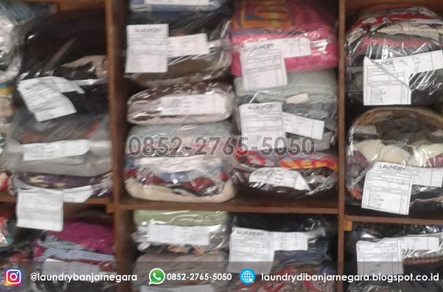TERBAIK | Laundry Pakaian di Banjarnegara | 0852-2765-5050
